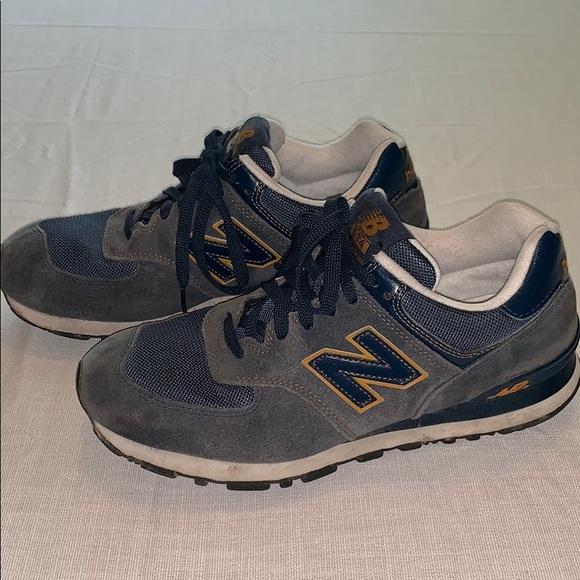 watch 72c72 b6c96 New Balance 574 Retro Shoes 10